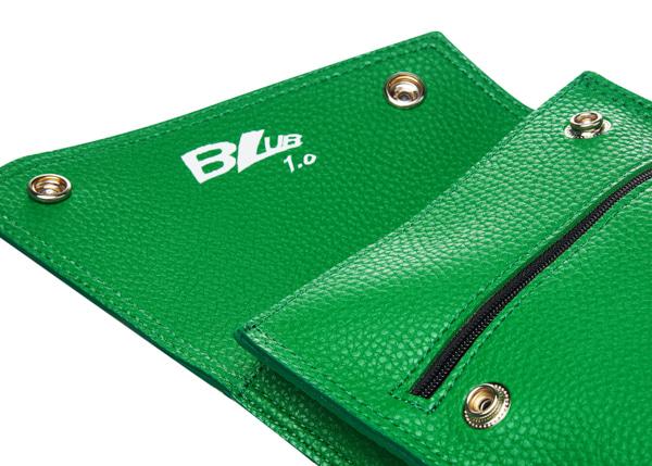 블러1.0(BLUR 1.0) 1.0 BAG_GREEN