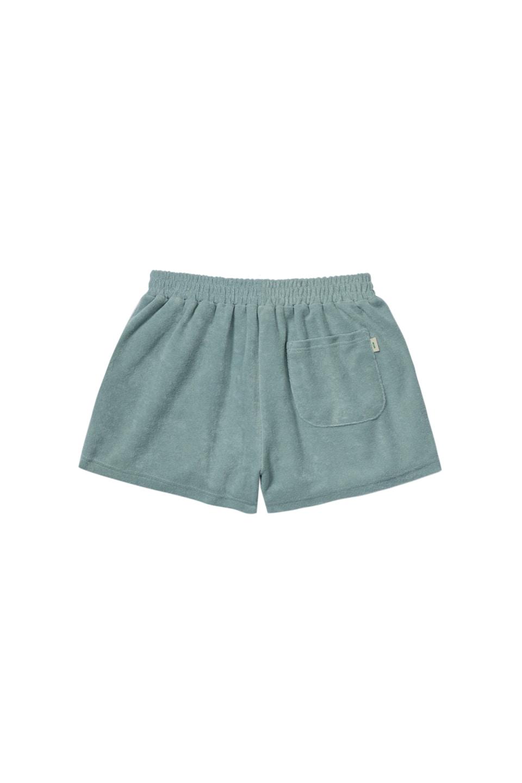 블러1.0(BLUR 1.0) TERRY WOMEN SHORT PANTS - MINT
